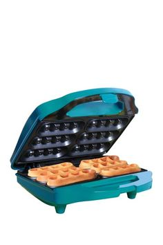 This is so cool! Too bad it doesn't come in red!  Waffle Sticks Maker - Teal on HauteLook