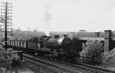 Kirkby Young Lad, Steam Railway, British Rail, Steamers, Steam Locomotive, Derbyshire, Nottingham, Train Station, Transportation