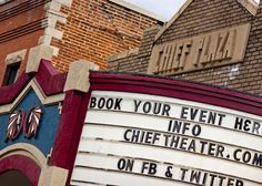 The Chief Theater - Home Page- Music Venue