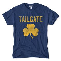 The perfect t-shirt for any Irish Tailgate.