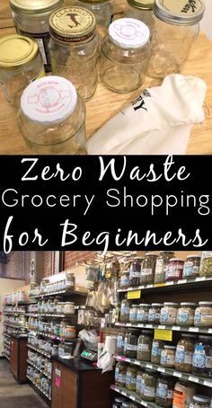 Zero-Waste Grocery Shopping for Beginners