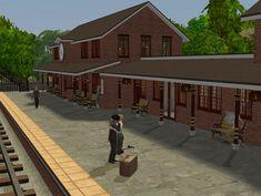 Mod The Sims - Simton Railway Station (OFB or AL)