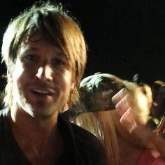Keith Urban with Brett Eldredge - Delaware State Fair - taken by Katey Carroll
