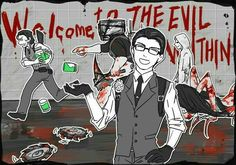 Welcome to The Evil Within ^^