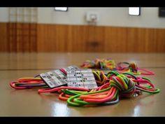 Gummitwist im Sportunterricht #sportunterricht #sportlehrer #sportlehrerin