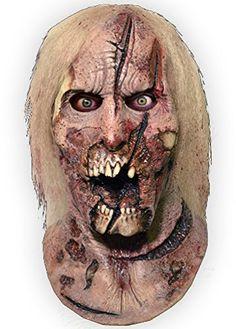 Trick or Treat Studios Men's Walking Dead-Deer Walker Mask, Multi, One Size