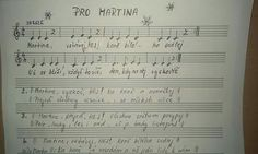 My Marine, Kids Songs, Martini, Sheet Music, Nursery Songs, Martinis, Music Sheets