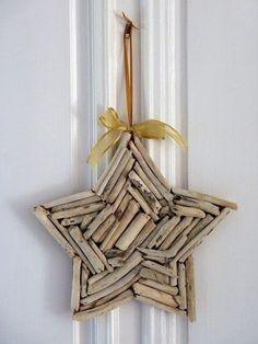 Natural design: driftwood DIY ideas