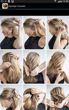 Es ist scheinen, dass Sie eine der Frauen sind, die eine natürliche und gesunde Frisur wollen. Die Lösung ist gerade vor Ihren Augen. Sie sollten eine böhmische Frisur bestimmt versuchen, wenn Sie mittellanghaar haben.