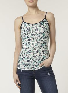 Ditsy Floral Cami Top - dorothy perkins