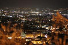 Athens panorama - Lycabettus