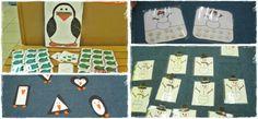 Winter maths activities | Χειμωνιάτικα μαθηματικά παιχνίδια - Popi-it