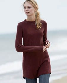 Poetry - Pure cashmere tunic -  A fabulously flattering A-line tunic in our soft and luxurious cashmere. Understated with a neat little turtle neckline, easy raglan sleeves and a curved hemline. 100% cashmere - A fabulously flattering A-line tunic in our soft and luxurious cashmere. Understated with a neat little turtle neckline, easy raglan sleeves and a curved hemline. 100% cashmere