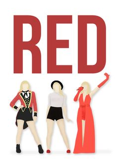 RED Tour Taylor SWift ...!!