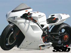 2009 Ducati 848 | Young Gun