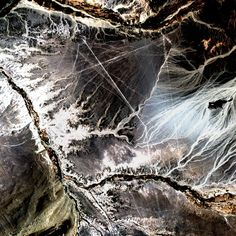 so cool - nazca lines from space