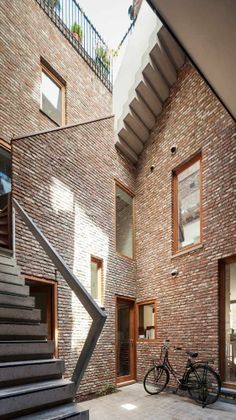 Multi Unit Housing, Gent, Belgium - by Atelier Vens Vanbelle
