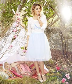 Lauren Conrad, 29, created a new Disney Cinderella collection for her LC Lauren Conrad line, and the pieces are simply magical!
