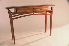 hall table - Reader's Gallery - Fine Woodworking