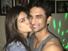 Birthday girl Kriti Sanon has flown down to Mauritius with Sushant Singh Rajput to complete the shooting of their upcoming film 'Raabta'.