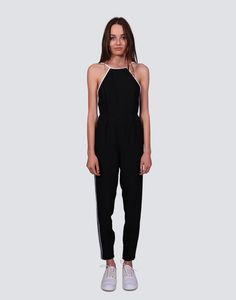 Check the Rhyme Jumpsuit Finders Keepers, Back To Black, Playsuits, Jumpsuit, Check, Collection, Dresses, Fashion, Overalls