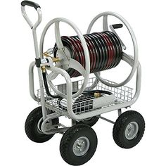 Superb Liberty Garden Products Steel 250 Ft Cart Hose Reel | Jonathanu0027s Wish List  | Pinterest | Hose Reel And Products