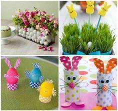 idées d'activité manuelle pour Pâques