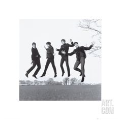 The Beatles Art Print at Art.com