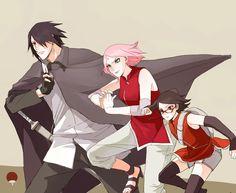 Tags: NARUTO, Haruno Sakura, Uchiha Sasuke, Uchiha Clan, Uchiha Sarada, Pixiv Id 12934036