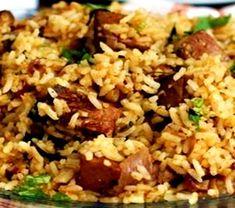 Boerewors Breyani: – Boerekos – Kook met Nostalgie Braai Recipes, Pot Roast Recipes, Curry Recipes, Meat Recipes, Indian Food Recipes, Cooking Recipes, Ethnic Recipes, Rice Recipes, Casserole Recipes