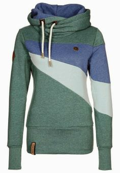 Naketano Neck Layer Hoodie... yeah, yeah I want this.