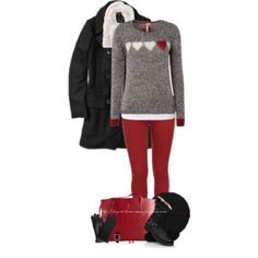 Bandit Boots & Red Jeans