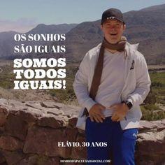 O nosso blog realizou, na conta do instagram @diariodainclusaosocial, a campanha #somosmaisqueespeciais. A ação ocorreu durante todo o mês de novembro e teve como intuito conscientizar a sociedade…