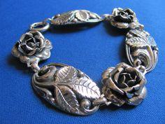 SALE Vintage circa 1930s sterling silver by BonniesGreatFinds