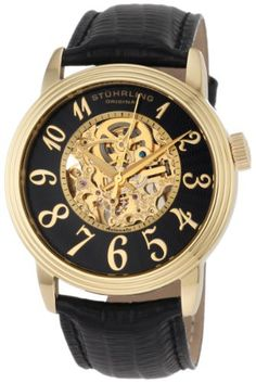 Reloj Stuhrling Original Clásico Delphi Apolo automático 107A.333530    Antes: $1,605,000.00, HOY: $531,000.00