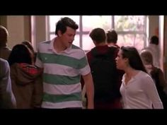 Glee - No Air Full Video... ONE OF MY FAV SONGS FROM GLEE! FINN IS SO ADORABLE IN THIS.