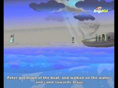 ▶ Best Bible stories for kids - Jesus Walks On Water - Best Animated Stories - YouTube