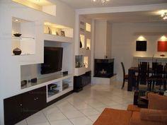 Σχετική εικόνα Tv Unit Design, My Room, The Unit, House, Furniture, Master Bedrooms, Home Decor, Living Rooms, Decoration