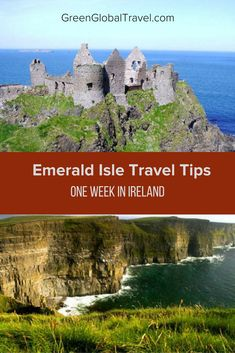 Looking to stay in Ireland for a week? Take a look at our travel tips to see Dublin, Cork, the Ring of Kerry, and Lahinch/Doolin.