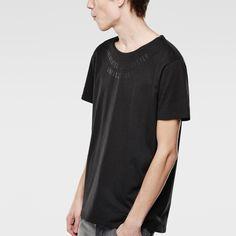 G-Star RAW   Men   New-arrivals   Omes T-shirt , Black