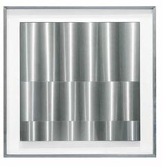 Getulio Alviani Kinetic Art, Contemporary Art, Art Gallery, Weaving, Abstract, Artwork, 36, Cold War, Designers