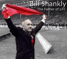 YNWA Bill Shankly