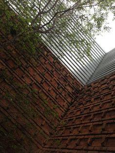 Beautiful brick design