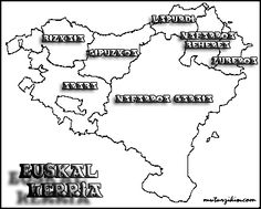 Mapa Fisico De Euskal Herria Para Imprimir.Las 8 Mejores Imagenes De Euskal Herria Mapas Mapa Fisico
