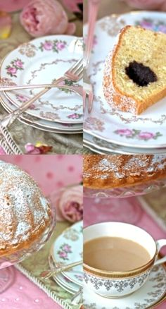 Viennese Cake for Teatime by dee