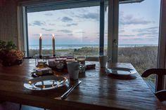 Frühstück mit Aussicht auf die Nordsee