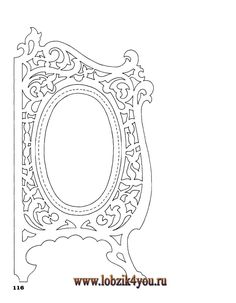 Художественное выпиливание .:. Classic Fretwork Scroll Saw Patterns ---117--116--115 goes together 3 pc set