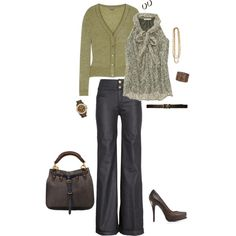 """Friday at the office... :-)"" by stacychidaushe on Polyvore"