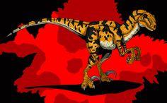 Парк Юрского периода Utahraptor ( обновление 2014) по Hellraptor на deviantart