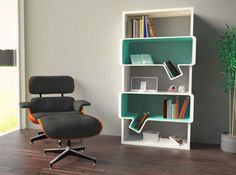 option 2 for my bookshelf!